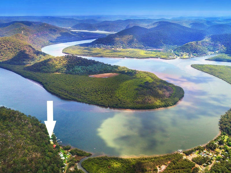 Lot 19 Hawkesbury River, Marlow
