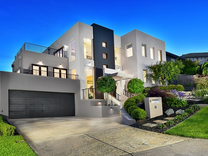 9 Golden View Court, Wheelers Hill