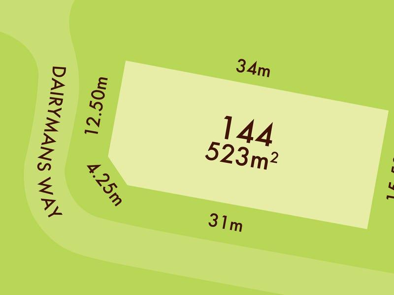 Lot 144, 56 Dairymans Way, Bonshaw