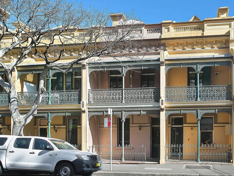 117 Kent Street, Millers Point
