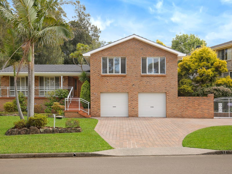 12 Noonga Place, Cordeaux Heights