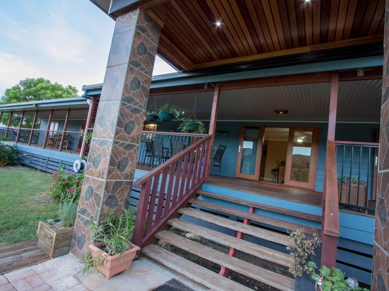 632 Esk Crows Nest Road, Biarra