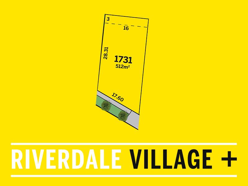 Lot 1731, Riverdale Village, Tarneit