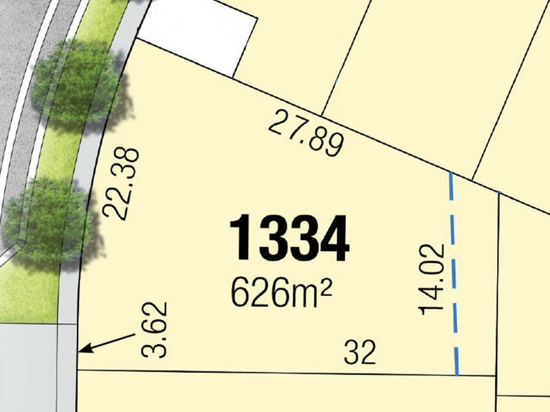 Lot 1334, Swanston Street, Clyde