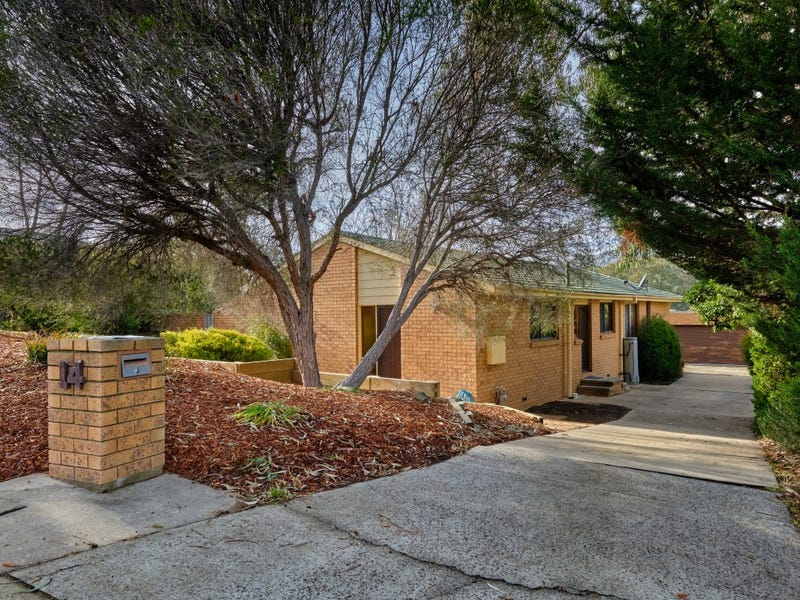 14 Armfield Place, Chisholm, ACT 2905