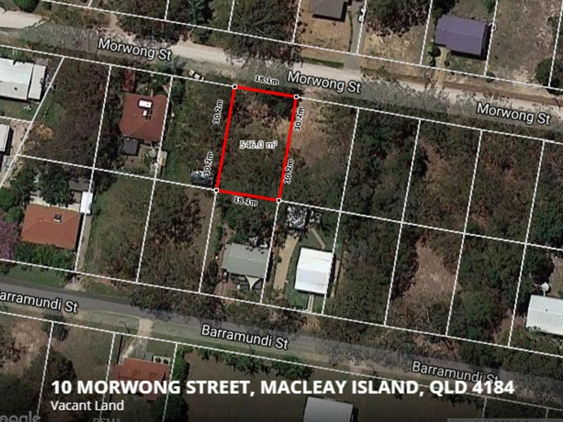 Fantastic 10 Morwong Street Macleay Island Qld 4184 Download Free Architecture Designs Rallybritishbridgeorg