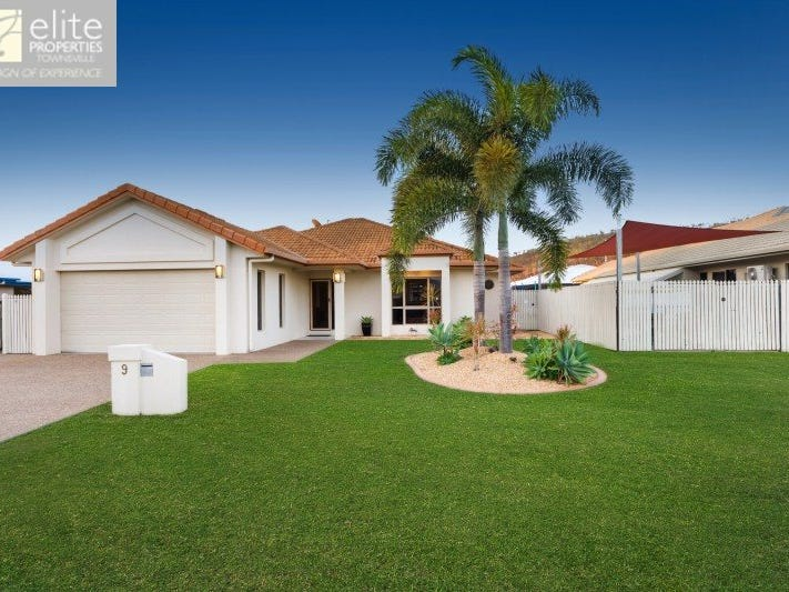 9 Bamboo Crescent (Greenview), Mount Louisa, Qld 4814