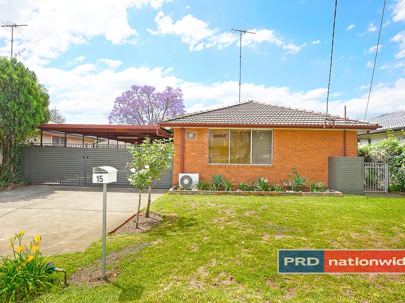 15 Christie Street, South Penrith