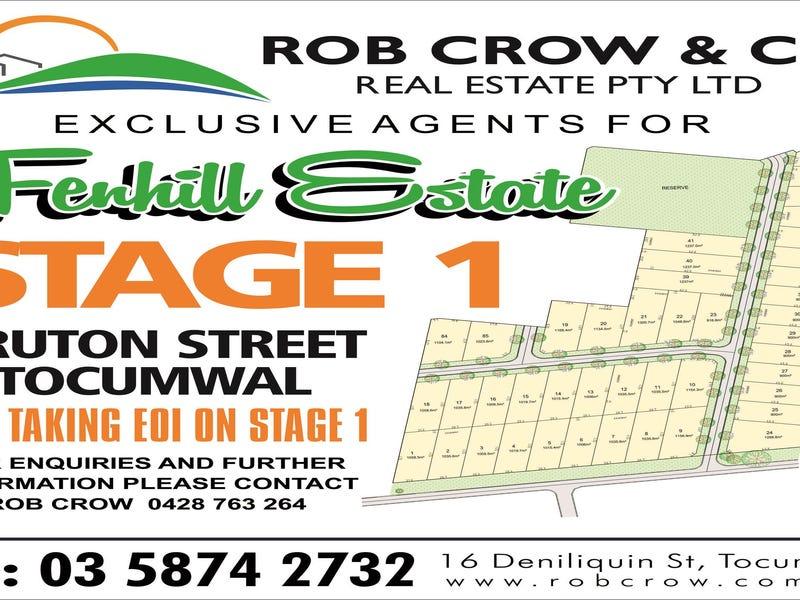 Lot 26 Bruton Street Tocumwal, Tocumwal, NSW 2714