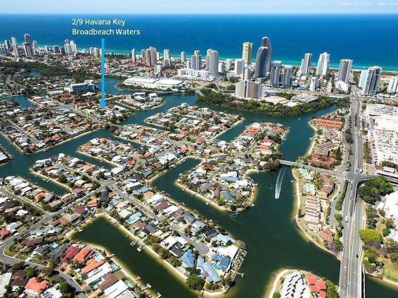 2/9 Havana Key, Broadbeach Waters