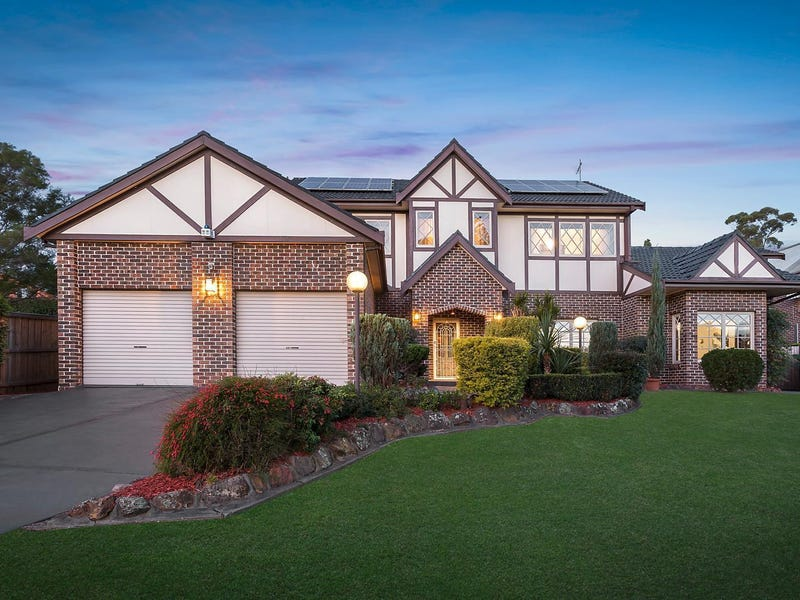 3 Yinnell Place, Castle Hill, NSW 2154