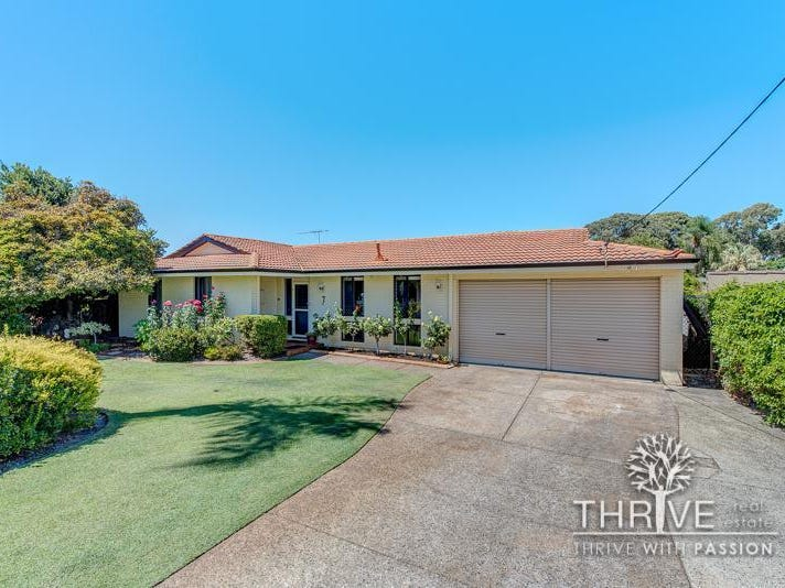 7 Bird Walk, Willetton, WA 6155