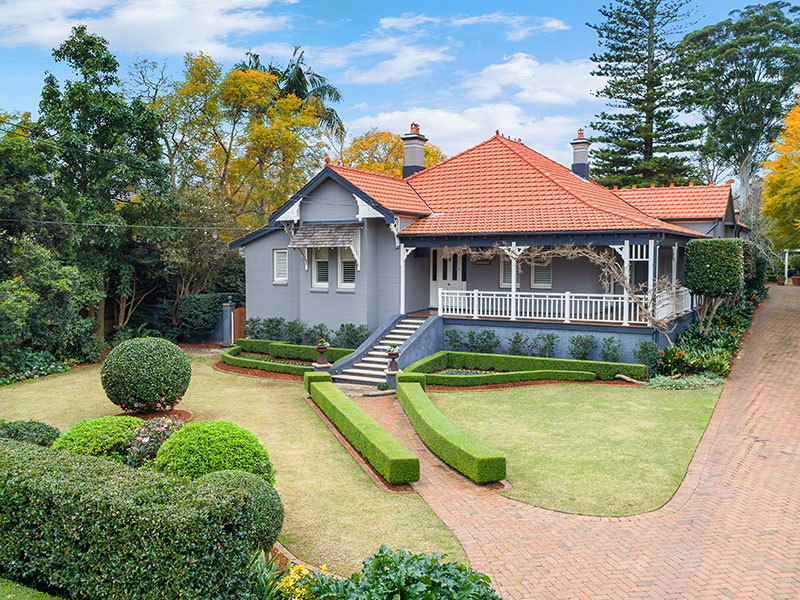 29 Cleveland Street, Wahroonga