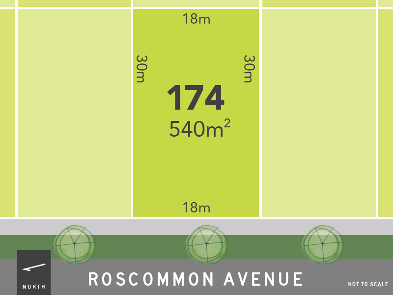 Lot 174, Roscommon Avenue, Alfredton