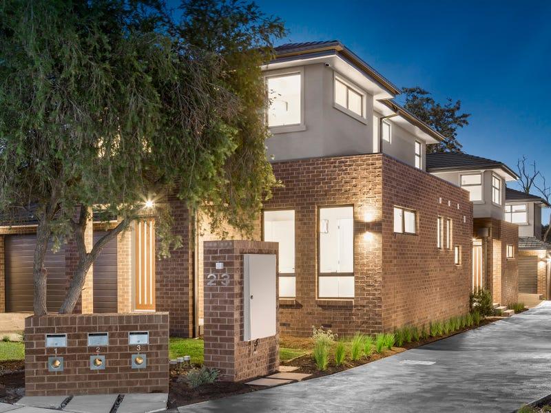 2 23 Farleigh Avenue Burwood Vic 3125 Property Details