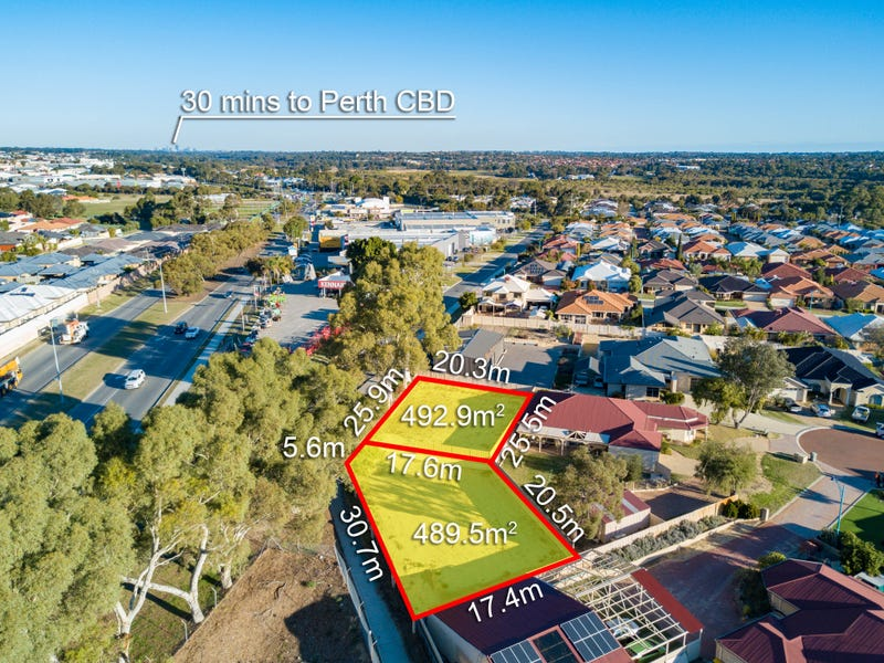 Lot 2 & 3 Calabrese Avenue, Wanneroo