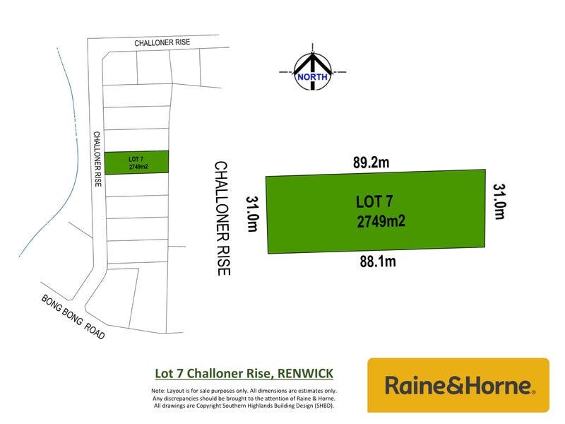 Lot 7 Challoner Rise, Renwick