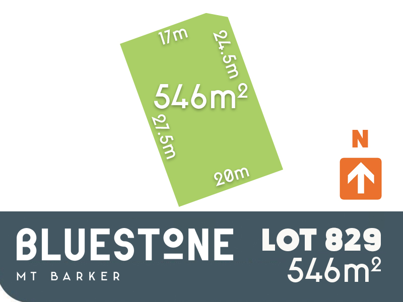 Lot 829, Wycombe Drive, Mount Barker