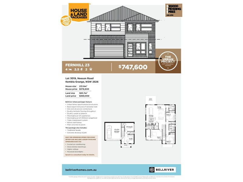 True Fixed Price Lot 3019 Neeson Road, Kembla Grange