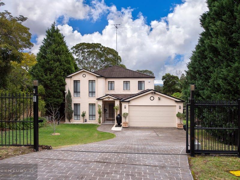 4 Lewin St, Blaxland, NSW 2774