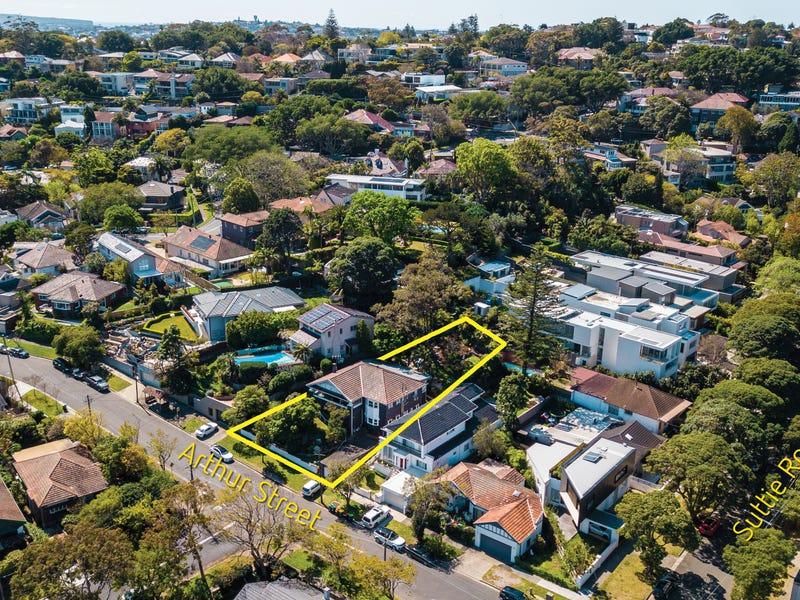23 Arthur Street Bellevue Hill NSW 2023