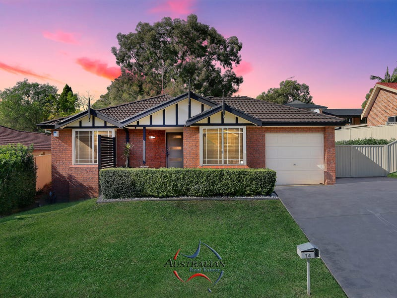 14 Medwin Place, Quakers Hill