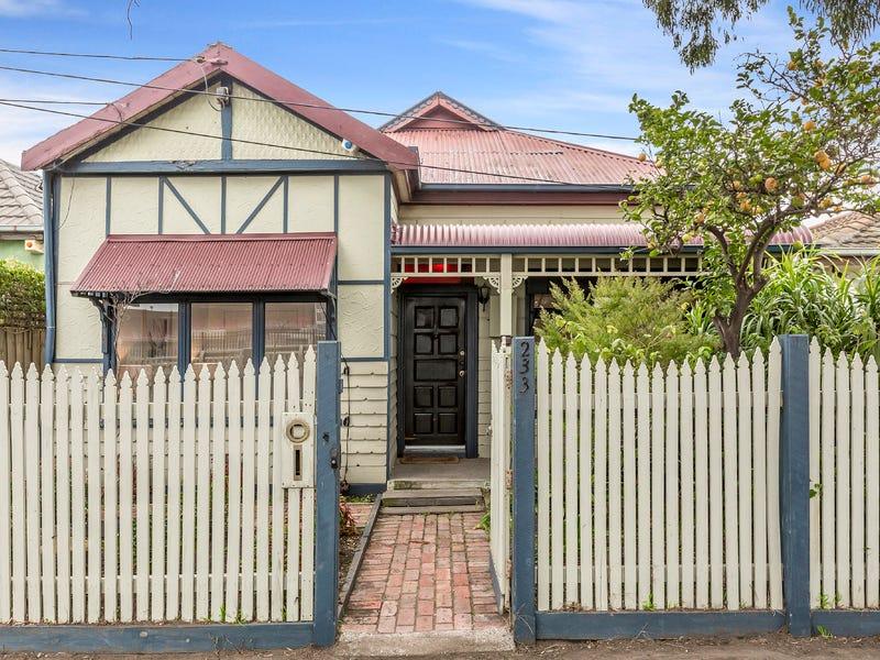 233 Gordon Street, Footscray