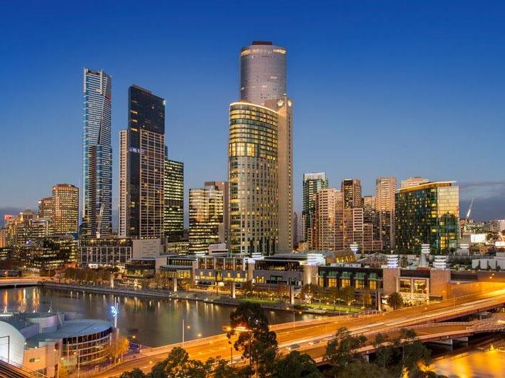 602/565 Flinders Street, Melbourne