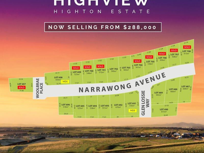 Stage 38 Highview Estate, Highton