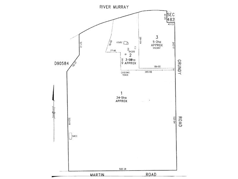 Proposed lot 3, Grundy road, Hindmarsh Island, SA 5214