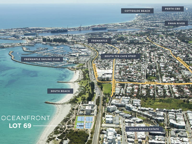 Lot 69, 25-27 Ocean Drive, North Coogee