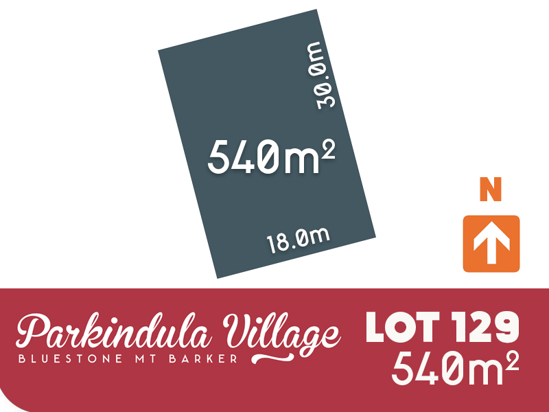 Lot 129, Crawford Walk, Mount Barker