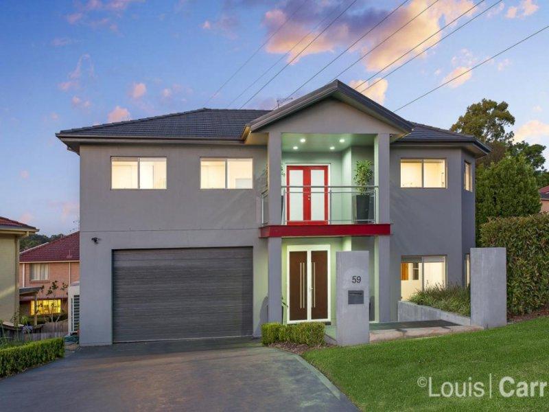59 Doulton Drive Cherrybrook Nsw 2126 Property Details