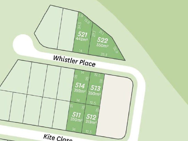 Lot 522 Whistler Place, Pallara