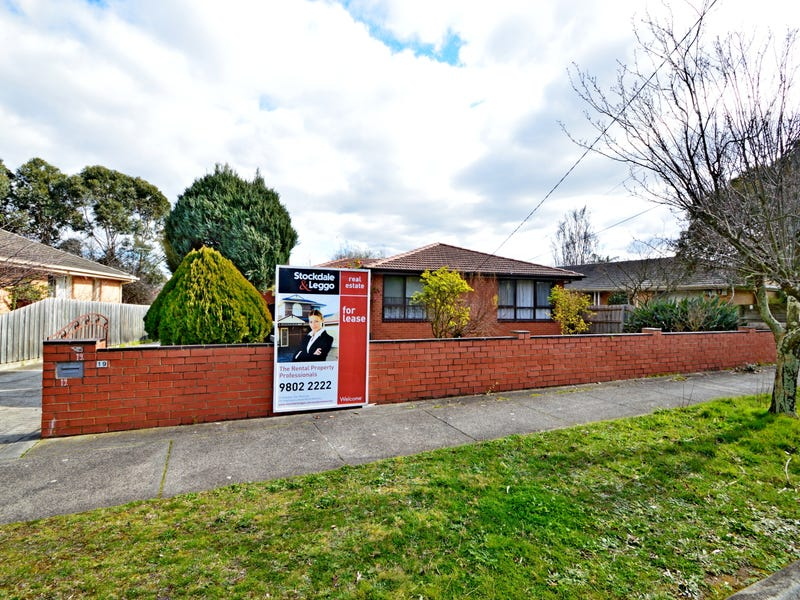 19 Elmwood Crescent, Glen Waverley