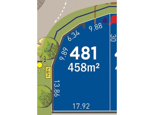 Lot 481, BLOOMFIELD PARKWAY, Baldivis