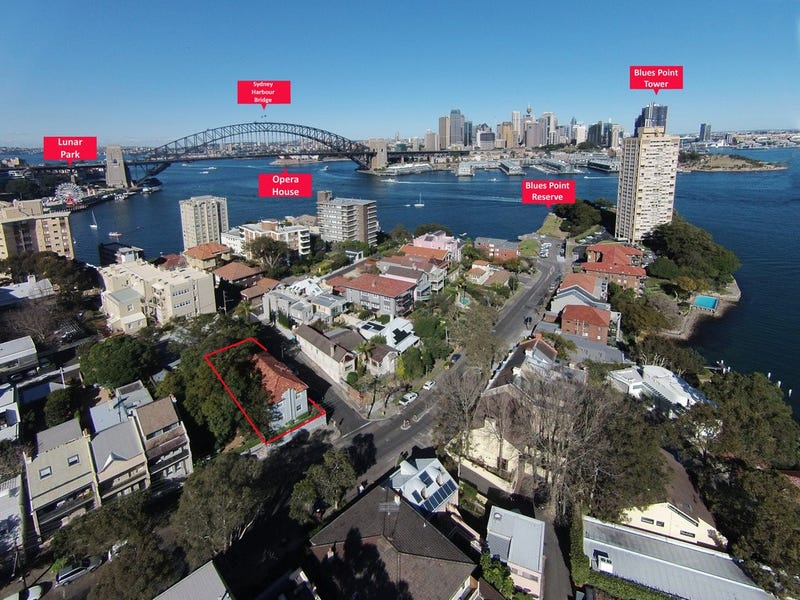 2/49 BLUES POINT ROAD, McMahons Point
