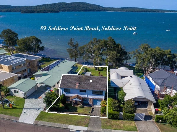 89 Soldiers Point Road, Soldiers Point
