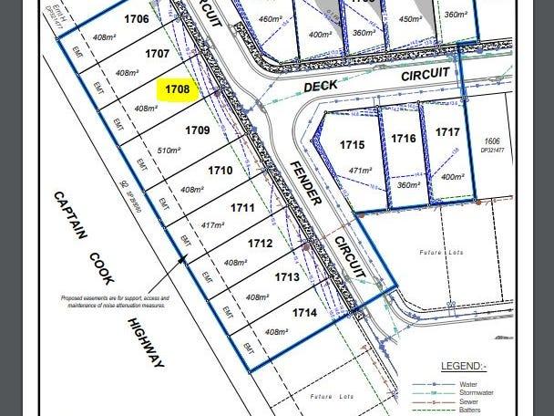 Lot 1708 Deck Circuit- Bluewater Estate, Trinity Beach