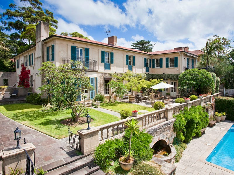 14 ginahgulla road bellevue hill nsw 2023 house for sale for Where is bellevue hill
