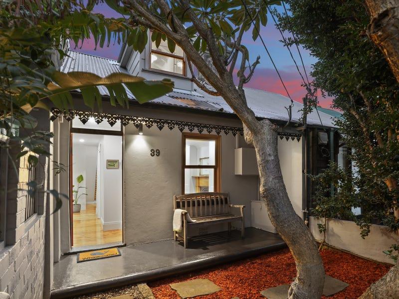39 Chelmsford Street, Newtown, NSW 2042 - Property Details