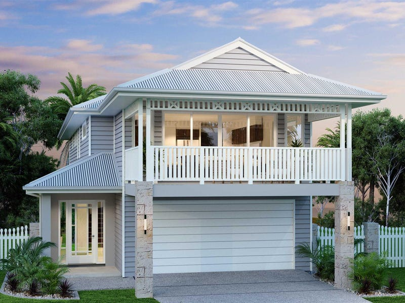 Lot with new house Seventeenth Avenue, Sawtell