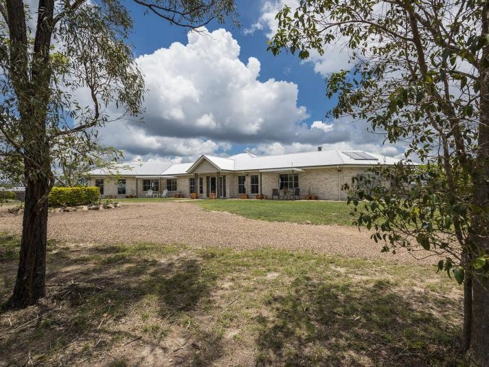 1003 Old Gayndah Road, Gungaloon, Qld 4620