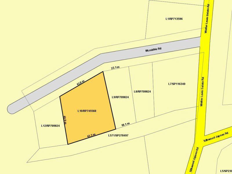 Lot 10 McRobbie Road, Silkwood, Qld 4856