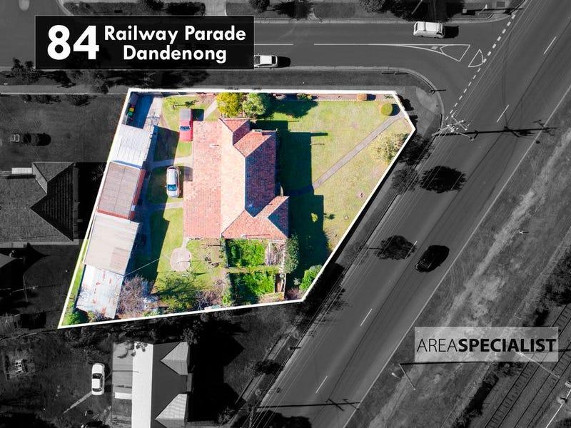 84 Railway Parade, Dandenong