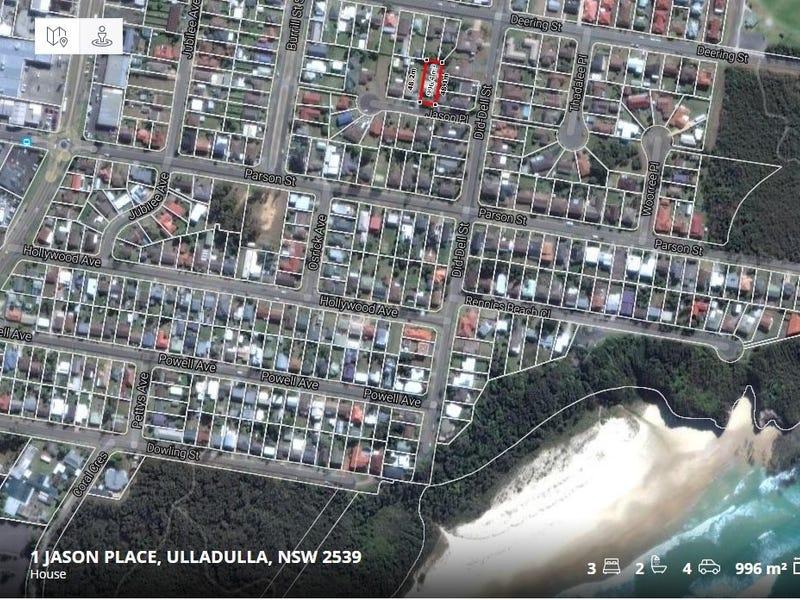 1 Jason Place, Ulladulla