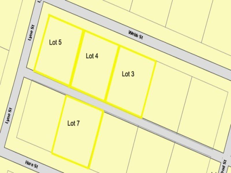 Lots 3,4,5 & 7, Webb Street, Marrar, NSW 2652