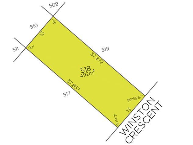Lot 518, Winston Crescent, Viveash