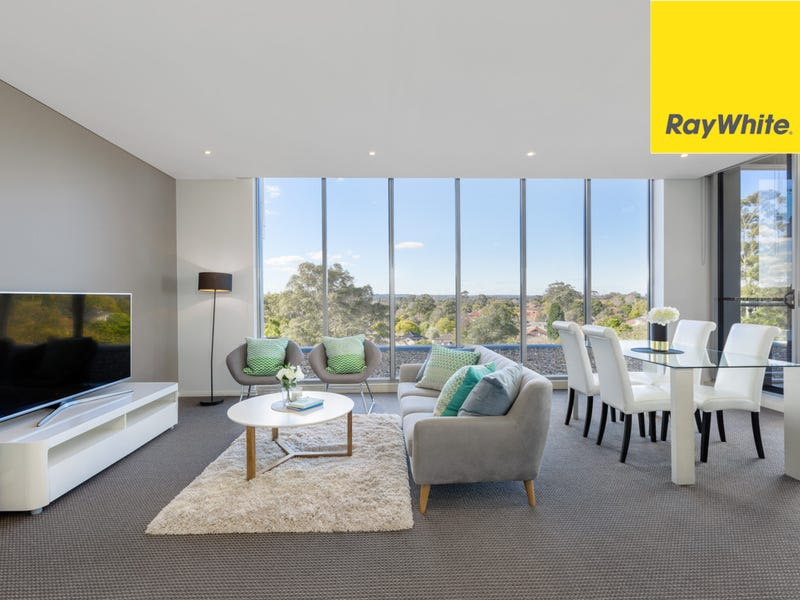 413/3 Ferntree Place, Epping