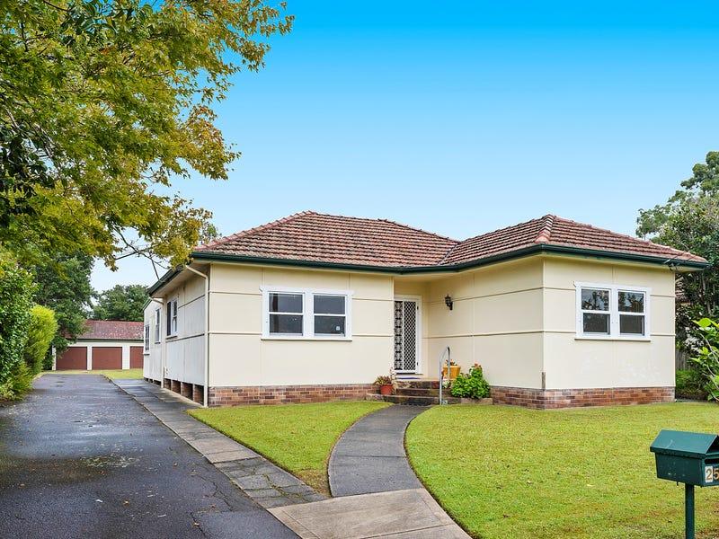 25 Willarong Road, Mount Colah, NSW 2079
